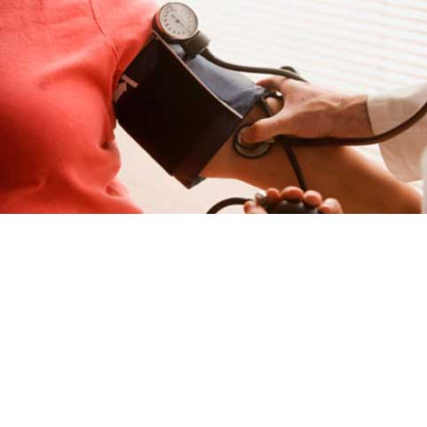 Treatment of high low blood pressure