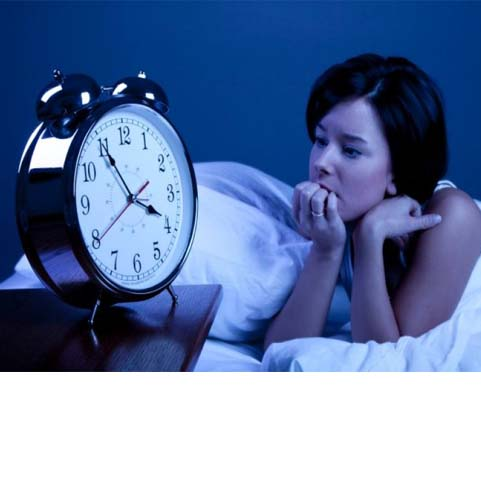 Treatment of insomnia stress